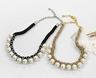 Wholesale Noble princess pearl necklaces,Fashion Jewelry,Free shipping XMX0008(China (Mainland))