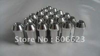 NEW 20 SILVER 12x1.5 NUTS CHEVROLET COBALT 5-LUG