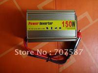 Free shipping Power Inverter Car Adapter USB 150W DC12V to AC220V USB