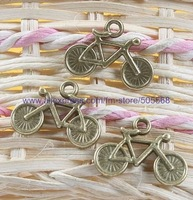 free shipping 80pcs/lot antique bronze tone charms fashion charms jewelry  finding pendant jewelry accessories