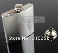 50pcs/lot ,free shipping, door to door passed fda test , stainless steel hip flask,wine set