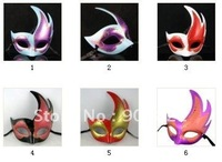 Free shipping+20pcs  PVC Halloween&Carnival masquerade/party Dance party mask (MJ004)