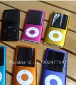 4th gen MP4 PLAYER 4th1.8 inch TFT Screen music player 8GB 50pcs lot  free shipping by DHL