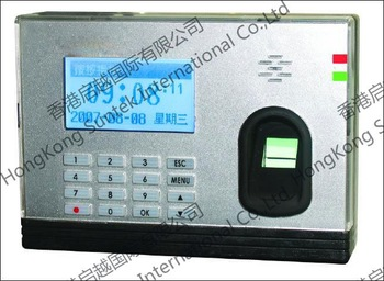 ID card+Finger printing Time recorder