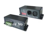 4CHs CV DMX Decoder(RGBW led),DMX Decoder;DC5-24V input,specific protocol output signal;Max256 steps;