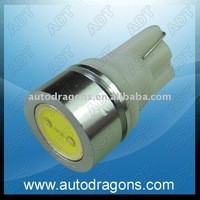 Free Shipping!!194 High power led car bulb,T10 wedge led auto bulb,194H-1