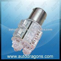 Free Shipping!!!1156Fish-13 led auto brake light,led car stop light,led car rear light,1156F-13