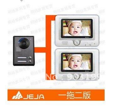 Видеодомофон Sunbo 7 /1/2 JS-297C