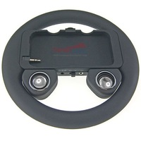 FS09062 Steering Wheel with Speaker for iPhone 4