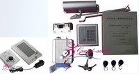 access control system,video door phone Wholesales for the whole RFID Access Control System for office with door closer video doo