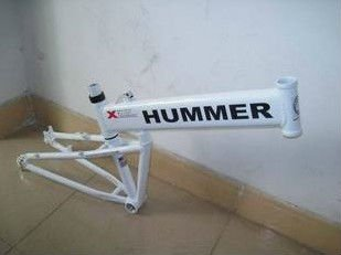 "New HUMMER mountain bicycle Frame bike frame Bicycle parts 26""*16""+Free Shipping"