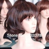 Wholesale Women's Long and Short Hair  Wigs 10pcs/lot Free Shipping