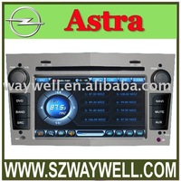 Opel Astra  Vectra & Zafira Car DVD GPS Navigation Bluetooth Radio IPOD Touch Screen Video Audio Player with CANBUS