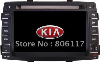 Special KIA SORENTO car dvd player KIA 02 GPS, ISDBT,