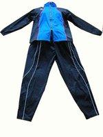 Vintage Casual Men women black sports wear nylon windbreaker weathercoat free shipping