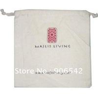 Printed Cotton Bag in Natural