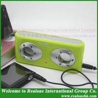 Portable Mobile Speaker Free Shipping Computer mini portable speaker Mini portable mobile phone speaker PC mini speaker system
