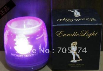 Electronic Michael Jackson flameless LED Candle light