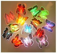 wholesale new arrival,small night lights,chramatic lamp,butterfly,dream lovely romantic,led projector watch baby,free shipping
