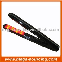 DHL Free Shipping 20pcs/lot Wholesale Ultrasonic and infrared hair iron