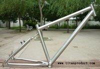 Titanium MTB Frame