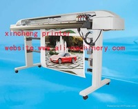 china large format canvas printer