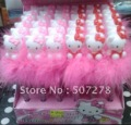 Hotsale! Hello Kitty pen/Cartoon ball-pen/Lovely Light Pen/Gift/Free shipping