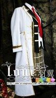 155 Pandora Hearts Oz Vessalius Comic cover clothes Cosplay Costume wholesale retail DOYEACOS2