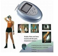 1pcs free shipping Slimming Massager Pulse Muscle Pain Relief Fat Burn New Wholesale and Freeshipping