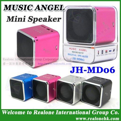 Angel Music Box Speaker Speaker Music Angel 4pcs