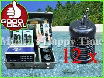 DETOX IONIC FOOT BATH SPA CLEANSE FIR BELT +12Array kit