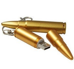 4G novelty flash driver,USB Flash drive with warhead shape,lovely usb flash,USB Made of  aluminium With free shipping.