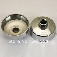 Oil Filter Wrench Socket Tool  65mm 14F, 901-65P-14