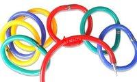 500pcs/lot Magic Wrist Ballpoint Pen,Creative bracelet,Lovely bracelet,mix colo