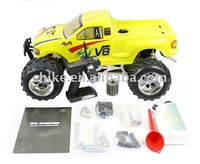 26cc 4WD Big Monster RC TRUCK with 2.4G transmitter RTR