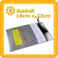 50pcs LiPo RC Battery Safe Guard bag Charging Sack 23cm*18cm