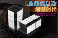 2011 new arrival in Magic cube resonance sound support Card  USB battery electricity Mic,.D-05