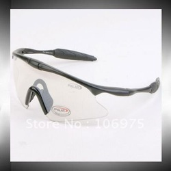 TRANSPARENT LENS - OUTDOOR SPORT SHOOTING AIRSOFT BB SAFETY GLASSES PROTECTIVE GOGGLES EYEWEAR(China (Mainland))