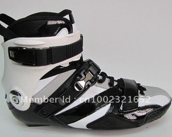 good quality freestyle slalom skates boots