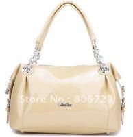 Free Shipping Fashion Cowskin Leather Handbag Shoulder Bag
