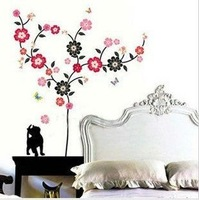 Free shipping!!20pcs/lot70*50cm wall Stickers