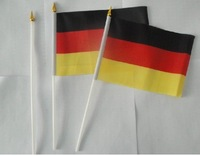Germany  flag 14 * 21cm hand flag 500 psc /lot