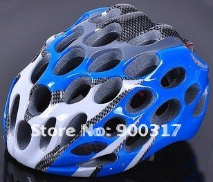 wholesale--New arrivel cycle helmet,bicycle helmet,safety helmet with 41 holes 10pcs free shipping(China (Mainland))