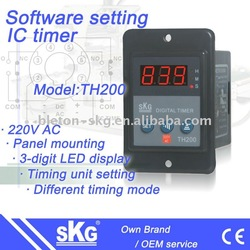 TH200 3 digit countdown timer(China (Mainland))