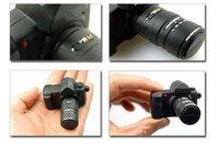 4GB USB2.0 Flash Memory Mini Digital Camera Single Lens Reflex Flash Memory Stick U Disk Novelty Gift