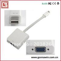 FREE SHIPPING/Mini DisplayPort to VGA Cable