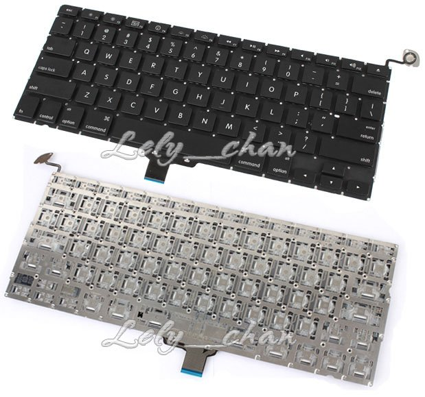 """Free shipping Brand New US laptop keyboard for apple MACBOOK Pro 13"""" Unibody A1278 a1278(China (Mainland))"""