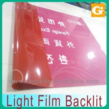 Light Film Backlit