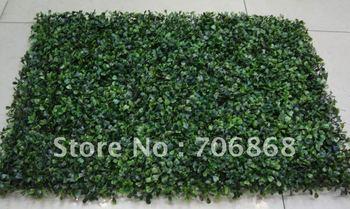 sample order Artificial plastic boxwood grass mat 40cm*60cm