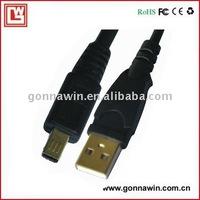 Digital Camera Cable for Kodak U-4 CX7330 CX7430 CX7525 CX7530 DC4800 DX3215 DX3500 DX3600 DX3700 DX3900 DX4330 DX4530 DX4900
